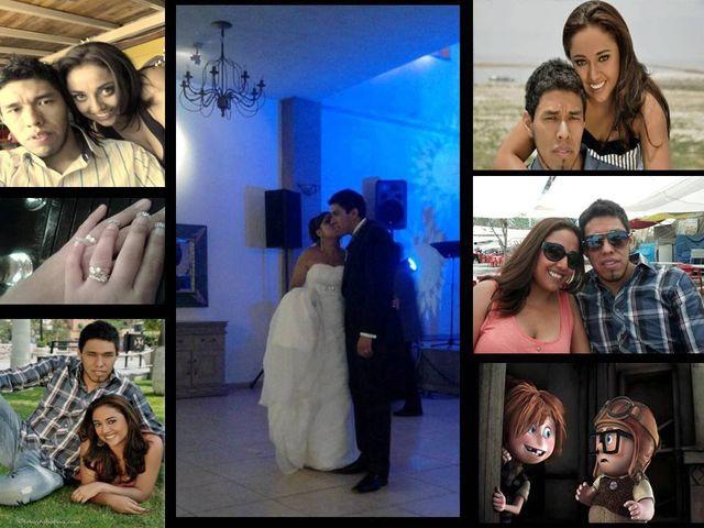 La boda de Luis y Erika en Guadalajara, Jalisco 1