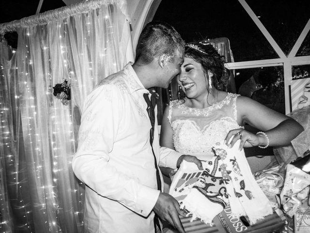 La boda de Alejandra y David