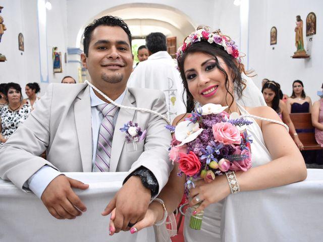 La boda de Jessica y Marco