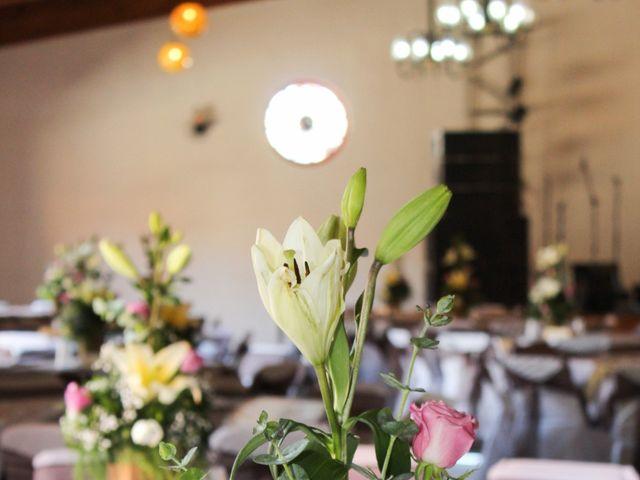 La boda de Armando y Elizabeth en Morelia, Michoacán 6