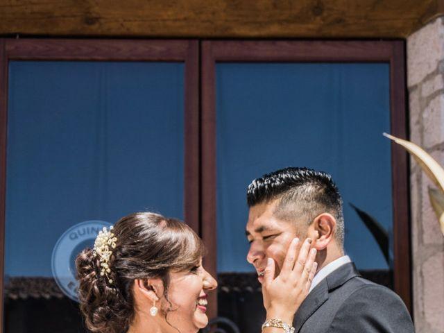 La boda de Armando y Elizabeth en Morelia, Michoacán 10