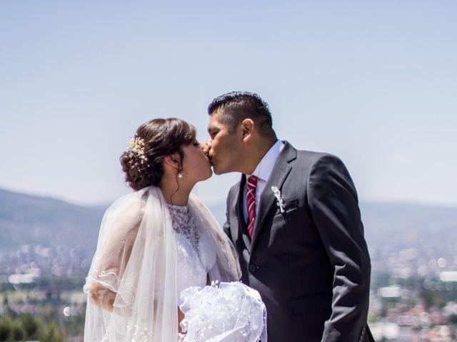 La boda de Armando y Elizabeth en Morelia, Michoacán 11