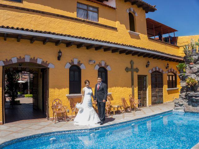 La boda de Armando y Elizabeth en Morelia, Michoacán 14