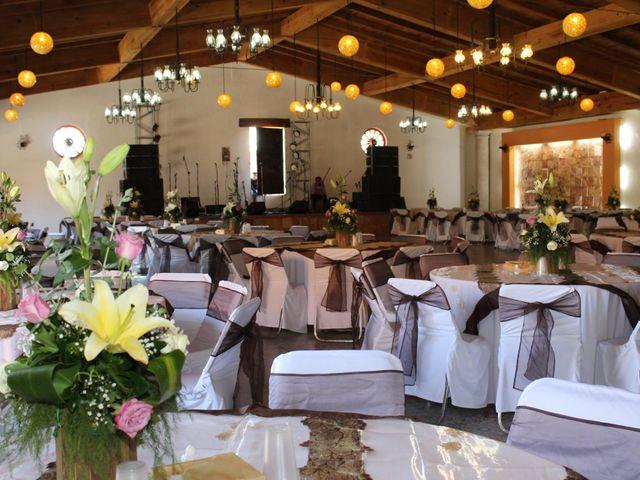 La boda de Armando y Elizabeth en Morelia, Michoacán 16