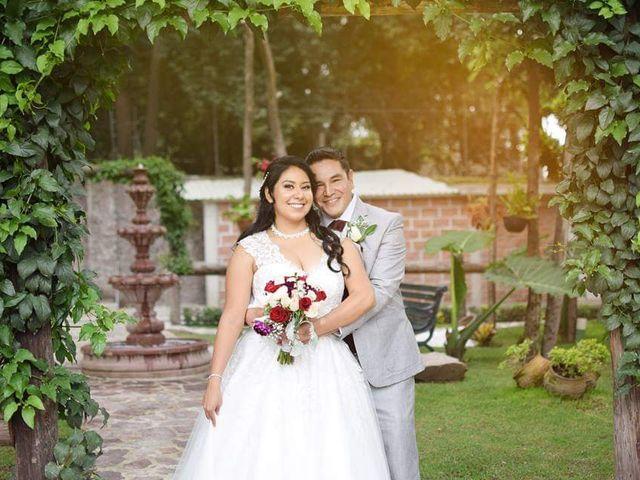 La boda de Nubia y Ricardo