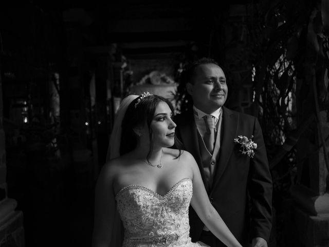 La boda de Adriana y Esteban