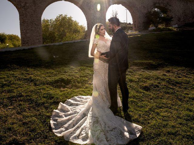 La boda de Nadia y Andrés