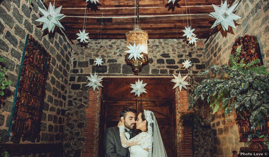 La boda de Julio y Christian en Zempoala, Hidalgo