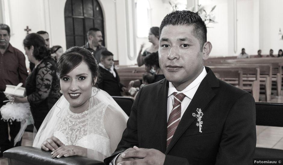 La boda de Armando y Elizabeth en Morelia, Michoacán