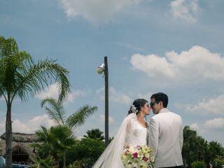 La boda de Sassette  y Alejandro  1