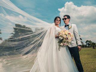 La boda de Sassette  y Alejandro  3