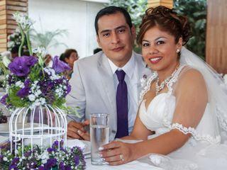 La boda de Katya y Marco