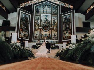 La boda de Alejandra y Charly