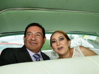 La boda de Xochitl y Gerónimo