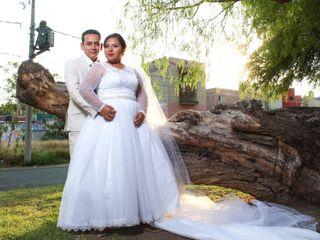La boda de Maryelle y Alejandro