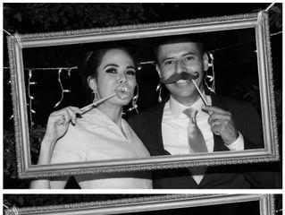 La boda de Gabriel y Mariana 1