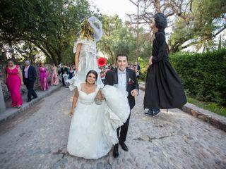 La boda de Itzeel y Cruz
