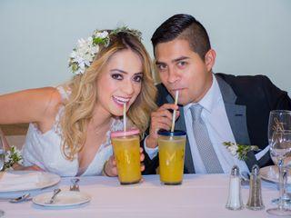 La boda de Thalia y Julian