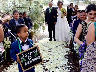 La boda de Lili y Rafa 2