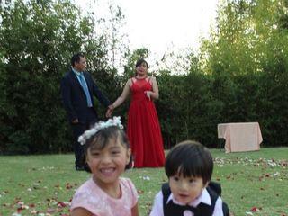 La boda de Elynahi  y Ángel 2