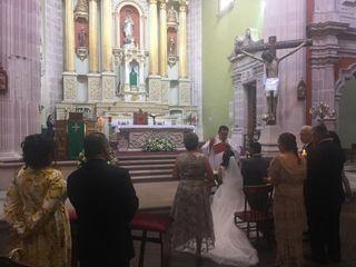 La boda de Yarime  y Arturo  2