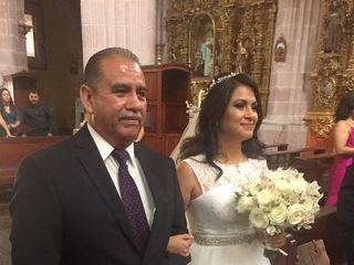 La boda de Yarime  y Arturo  3