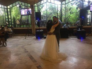 La boda de Yarime  y Arturo