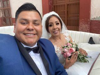 La boda de Antonio  y Andrea