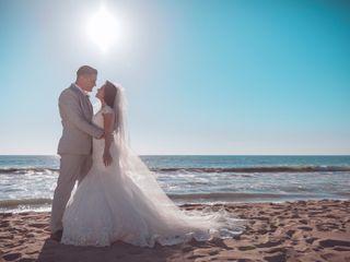 La boda de Anais y Jorge