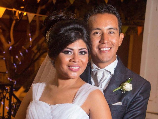 La boda de Alexandra y Raúl