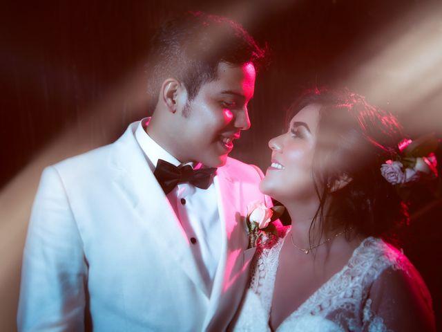 La boda de Mayery y Orlando