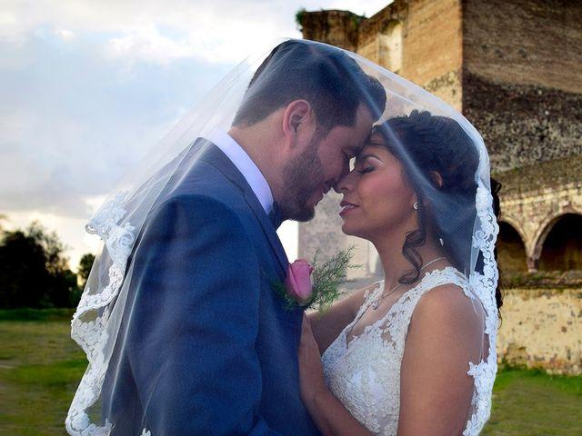 La boda de Lili y Rafa