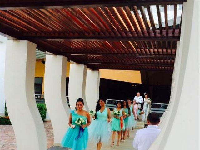 La boda de Julio y Alexa en Tuxpan, Veracruz 5