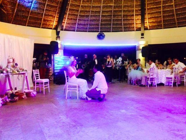 La boda de Julio y Alexa en Tuxpan, Veracruz 6