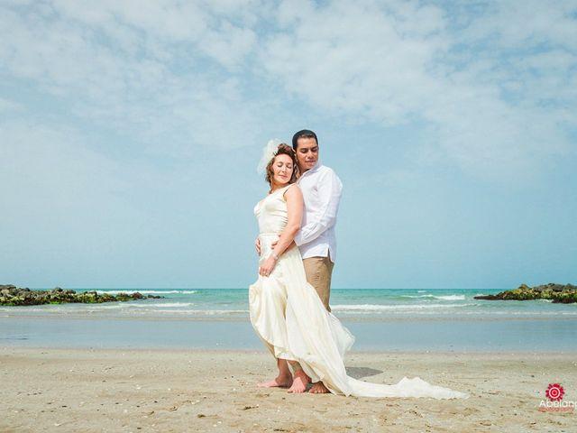 La boda de Julio y Alexa en Tuxpan, Veracruz 25
