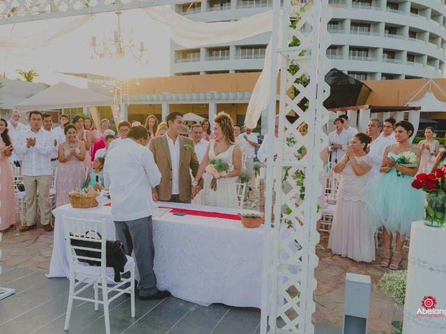 La boda de Julio y Alexa en Tuxpan, Veracruz 29