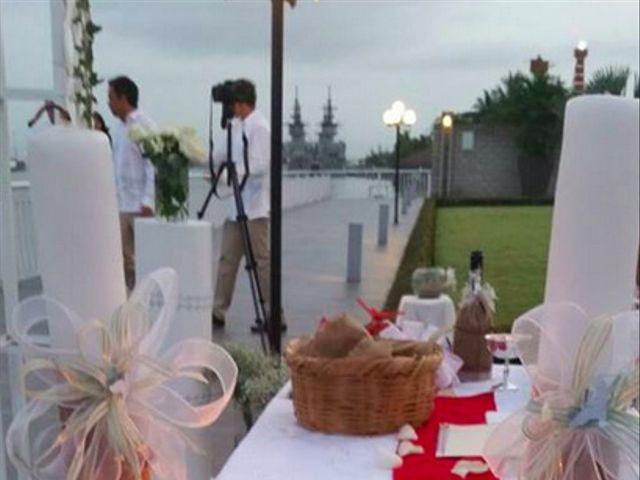 La boda de Julio y Alexa en Tuxpan, Veracruz 35