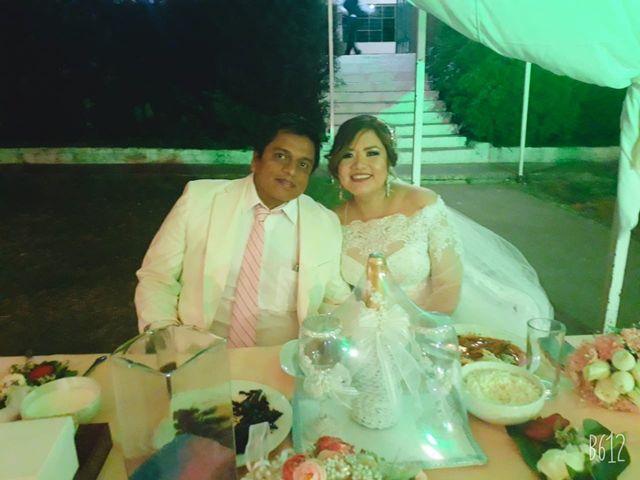 La boda de Elynahi  y Ángel