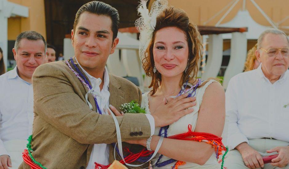 La boda de Julio y Alexa en Tuxpan, Veracruz