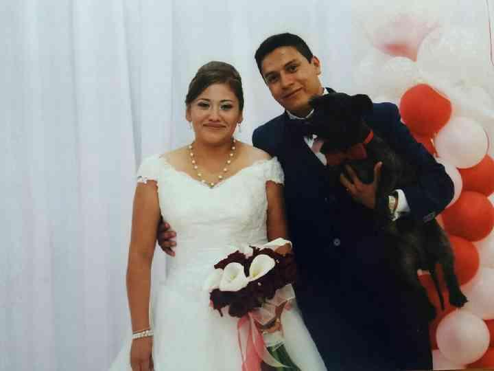 La boda de Luz María  y Manuel