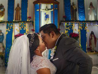 La boda de Ana y Amaury