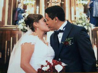 La boda de Luz María  y Manuel  2
