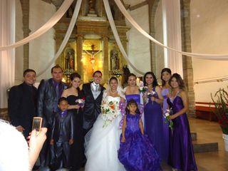 La boda de Gema y Omar