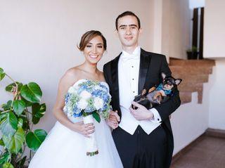 La boda de Paulina y Juan Luis