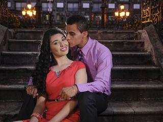 La boda de Anayeli y Arturo 1