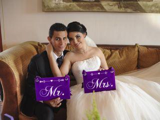 La boda de Anayeli y Arturo