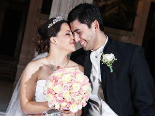 La boda de Stephanie y Enrique