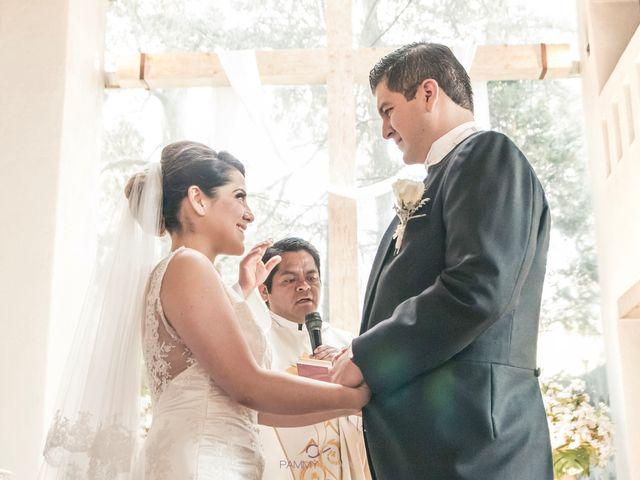 La boda de Lorena y Juan Manuel