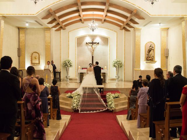 La boda de Juan Luis y Paulina en Monterrey, Nuevo León 2