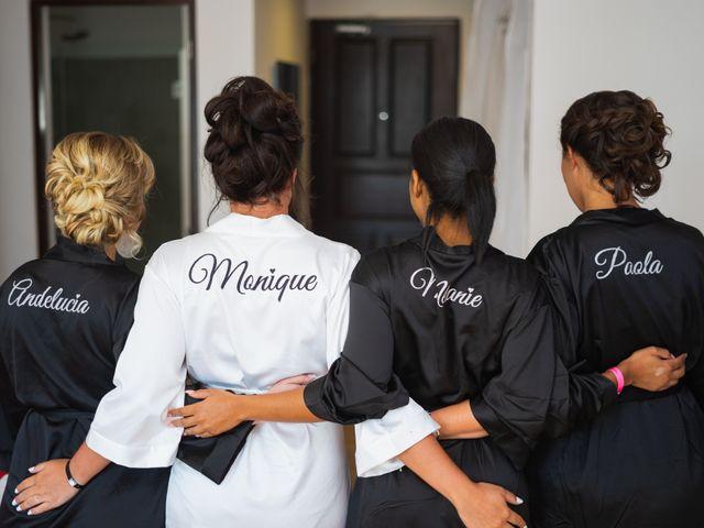 La boda de Alonso y Monique en Isla Mujeres, Quintana Roo 18